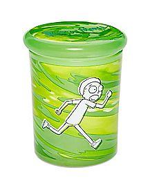 Rick and Morty Storage Jar - 6 oz.