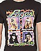 Talk Dirty To Me Poison T Shirt