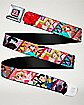 Ouran High School Hot Club Seatbelt Belt