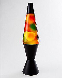 Graffiti Lava Lamp   17 Inch
