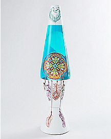 Dream Catcher Lava Lamp - 17 Inch