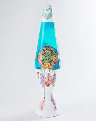 Dreamcatcher Lava Lamp   17 Inch