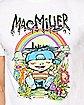 Rainbow Mac Miller T Shirt