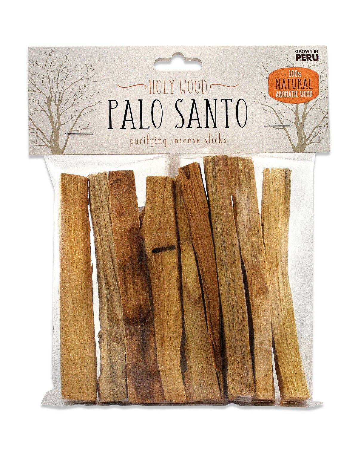 Palo Santo Wood Incense