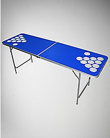 The Perfect Rack Beer Pong Table