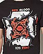 Faces Red Hot Chili Peppers T Shirt