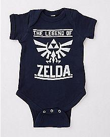 Triforce Bodysuit - The Legend of Zelda