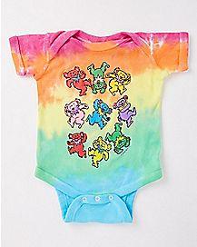 Grateful Dead Baby Bodysuit