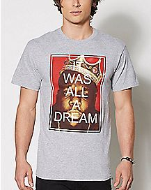 It Was All A Dream Biggie T Shirt