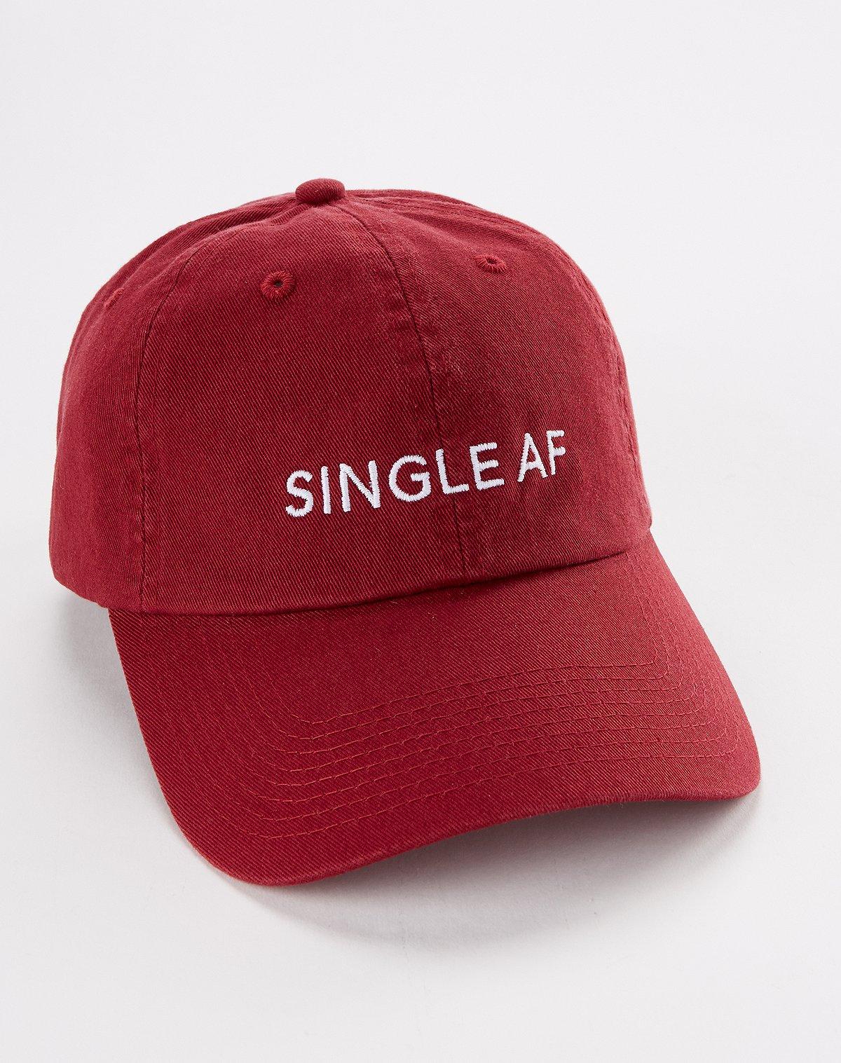 Spencer's Single AF Dad Hat