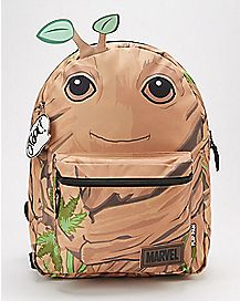 Reversible Groot Backpack - Guardians of the Galaxy