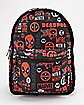 Reversible Deadpool Backpack - Marvel Comics