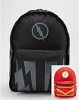 Reversible Flash Backpack - DC Comics