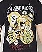 Shortest Straw Metallica T Shirt