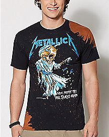 Doris Metallica T Shirt