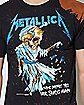 Doris Metallica T Shirt