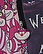 We're All Mad Here Cheshire Cat Backpack - Alice In Wonderland