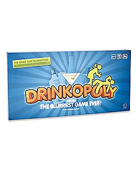 Drinkopoly Board Game
