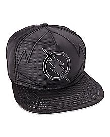 Ballistic Zoom Flash Snapback Hat - DC Comics
