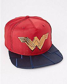 Ballistic Wonder Woman Snapback Hat - DC Comics