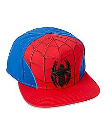 Spider-Man Snapback Hat