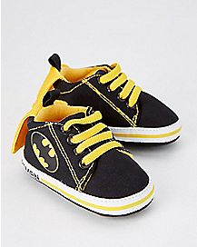 Caped Baby Batman Shoes - DC Comics