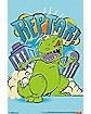 Rugrats Reptar Poster