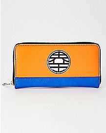Dragonb Ball Z Zip Wallet