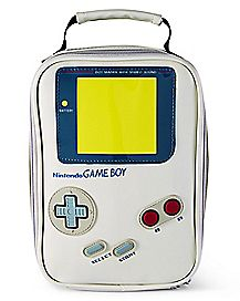 Game Boy Lunch Box - Nintendo
