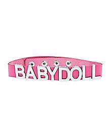 Babydoll Choker Necklace