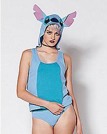 Stitch Tank Top and Panties Set - Disney