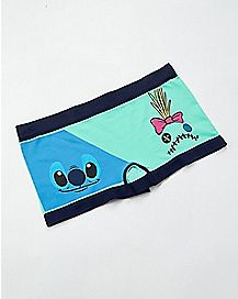 Stitch and Scrump Lilo & Stitch Boyshorts