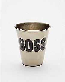 Boss Shot Glass - 1.5 oz.