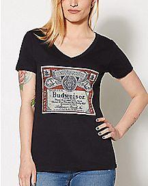 Vintage Budweiser T Shirt