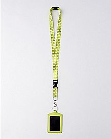 Pineapple Lanyard