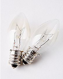 15W Salt Lamp Bulb - 2 Pack