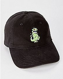 Praying Hands Rosary Dad Hat