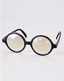 Round Kaleidoscope Glasses