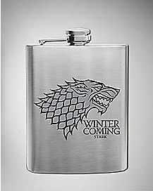 Stark Flask - Games of Thrones
