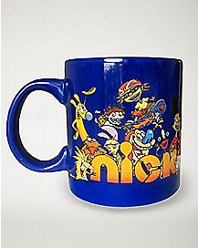 90's Nick Group Mug - 20 oz.