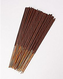 Hand Dipped Sandalwood Incense Sticks - 100 Pack