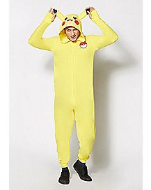 One Piece Pikachu Pajamas - Pokemon