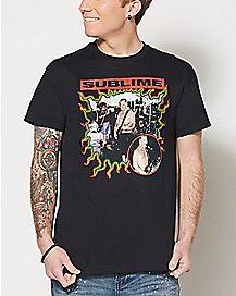 Live Group Sublime T Shirt