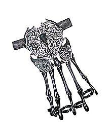 Skeleton Finger Armor