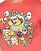 Nintendo Villain T Shirt