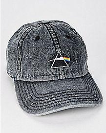 Dark Side of the Moon Pink Floyd Dad Hat