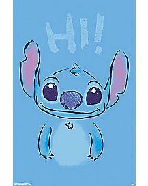 Sitch Poster - Lilo & Stitch
