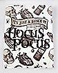 Hocus Pocus Fleece Blanket