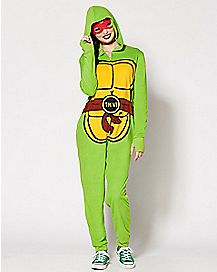 TMNT Pajama Costume - Nickleodeon