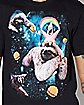 Sloth Patrick T Shirt - Spongebob Squarepants